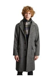 Oversized overcoat
