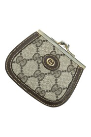 Pre-owned Frame Coin Pouch
