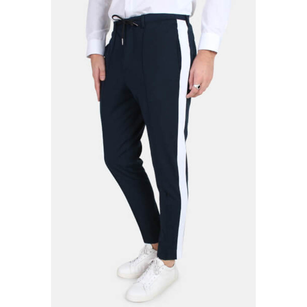 Tapered Gair Two Tone Pants