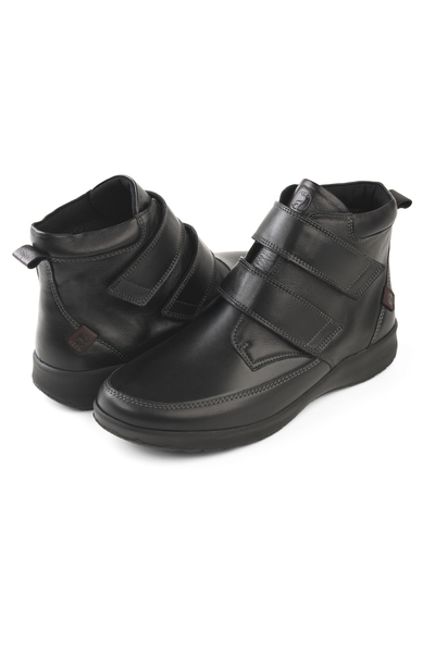 Sort Didrik Boot Skoletter, BN 415 | Klaveness | Boots
