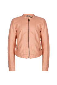 leren jas Fake Leather jacket