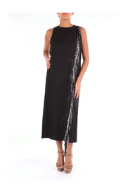 C190034 Long Women Black