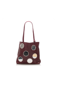 Mirror Tote Bag Leather Calf