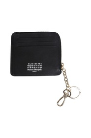 PURSE WITH KEYRING