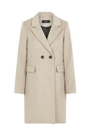 Coat  Double Breasted Wool