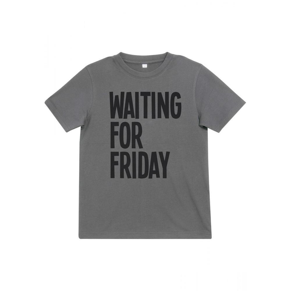 44 Kids Waiting For Friday Tee