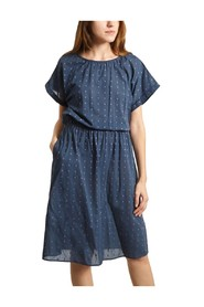 Diallo Floral Pattern Dress