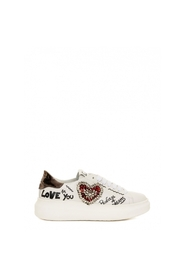 Sneakers cuore