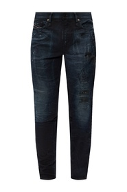 'D-Reeft Jogg' jeans with worn effect