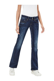 G-star Raw Midge saddle mid bootleg wmn Bootcut & flare Denim