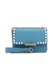 Kate pearls leather bag