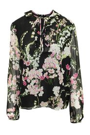 Floral Print Blouse -Pre Owned Condition Very Good