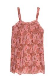 Jam Mini Dress Fluo Flower