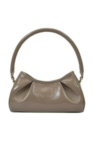Small Dimple Bag in Patent Leather