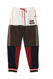 BORDER JOGGING PANTS