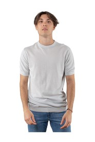 T-Shirt Girocollo in piquet