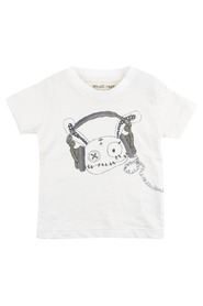 Small Rags T-shirt vit