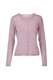 Ny Laura Cardigan - Rose Melange