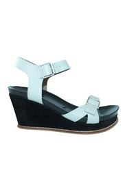 Wedges with Straps