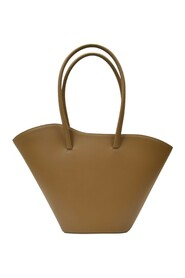 Tall Tulip bag in Leather