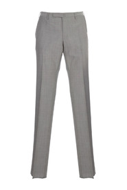 SLIM FIT MICRO PIED DE POULE PANTS