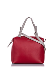 Small Soft Cube Satchel Leather Calf ITALY
