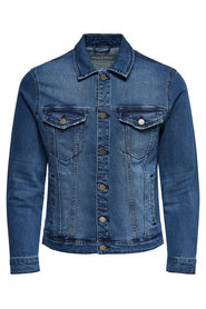 Denim jacket Solid