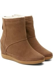 Shoe The Bear Emmy Fur Brown