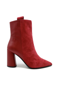 Alaska suede ankle boot