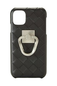 Woven Leather iPhone 11 Case
