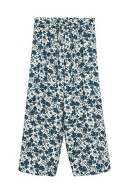 Flower Culottes Trousers