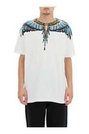 Grizzly wings print t-shirt