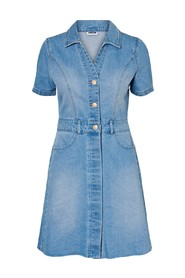 Nmlisa denim dress