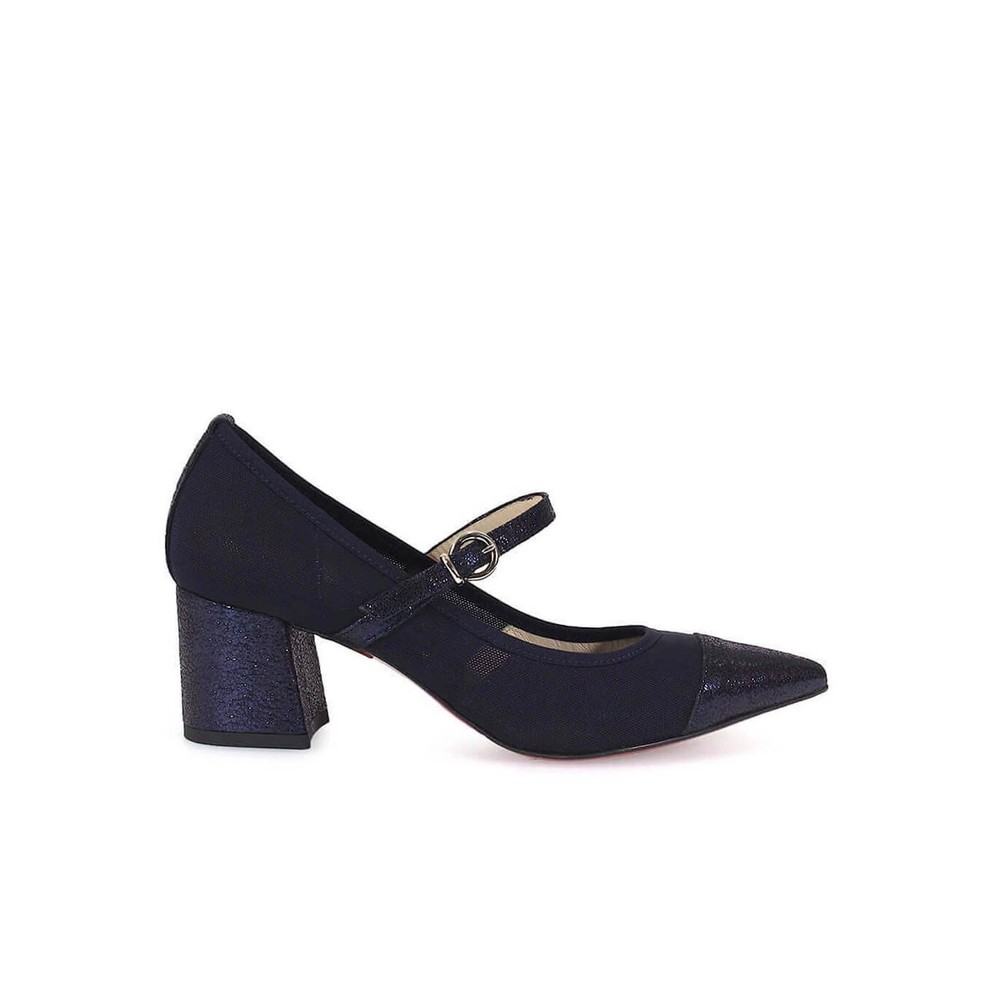 MEDIUM HEEL PUMPS