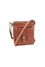 Crossbody päls brandy