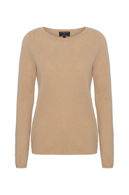 Natural Cashmere New Boatneck Genser