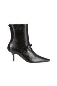 Groupie knot ankle boot