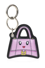 Keyring with charm