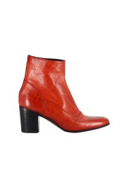 Heeled ankle boots URSULA46042R