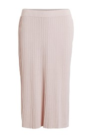 Viplissani long knit skirt - Vila
