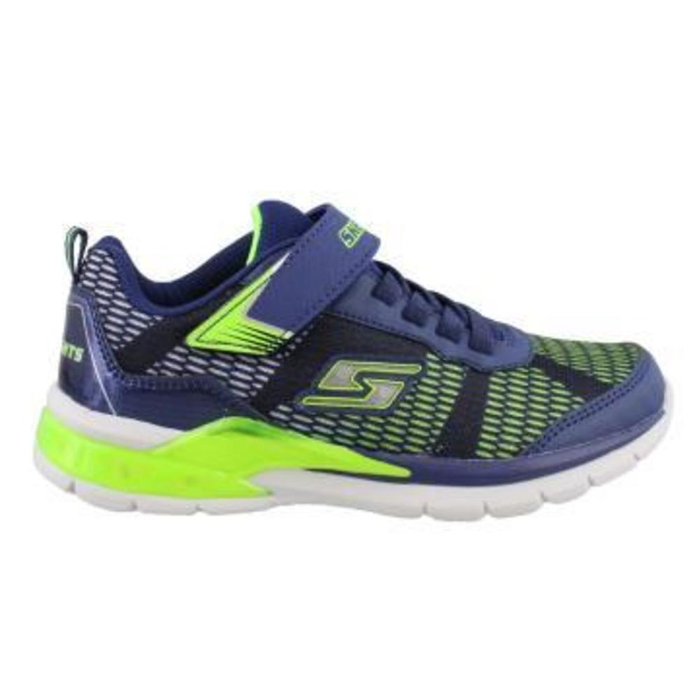 Skechers  Boys Erupters Sneakers Navy/Lime