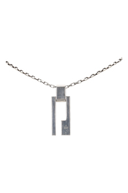 Silver-Tone Necklace Metal SV925 / Sterling Silver