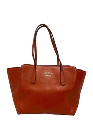 Swing Leather Tote Bag Leather Calf