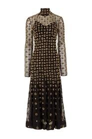 Crossbone Lattice Dress