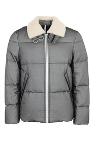 Band Zip Puffer Orga