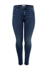 Skinny jeans Curvy caraugusta hw