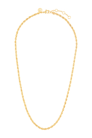 Z Twisted Rope Chain A J Z Necklace