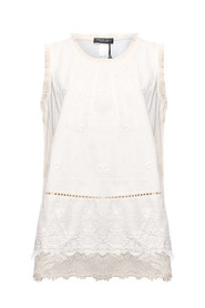Twinset Top Wit