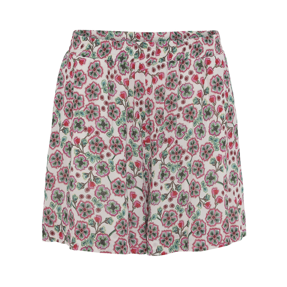 Rosa Day Geranium Shorts