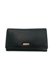 Steam Wallet Leather Black